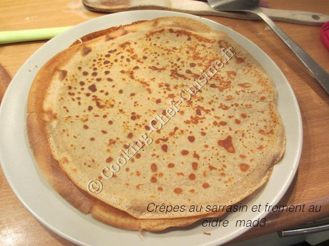 crepes sarrasin